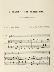 A Dream Of The Albert Hall part 03